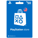 Playstation PSN Card 50$