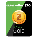 20$ Razer Gold Global Pin